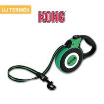 Kong Reflect zöld flexi póráz