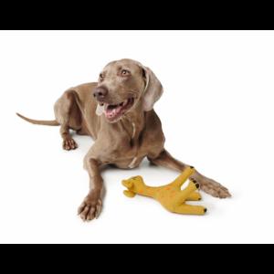 Kép 2/4 - Hunter Eiby Zsiráf Plüssállat kutyáknak - 18 cm
