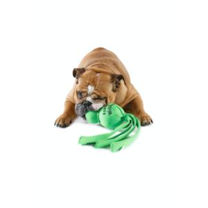 Kép 2/3 - KONG Wet Wubba Kutyajáték zöld - XL