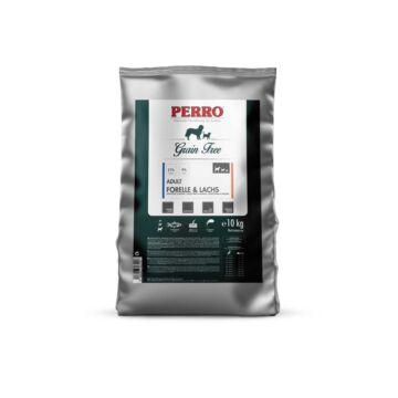 PERRO Grain Free Adult Pisztrang & Lazac kutyatap