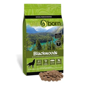 Wildborn Blackwoods (vad) kutyatáp minta