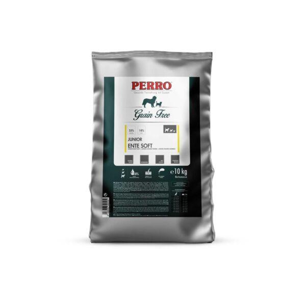 PERRO Grain Free Junior Soft Kacsa Kutyatap